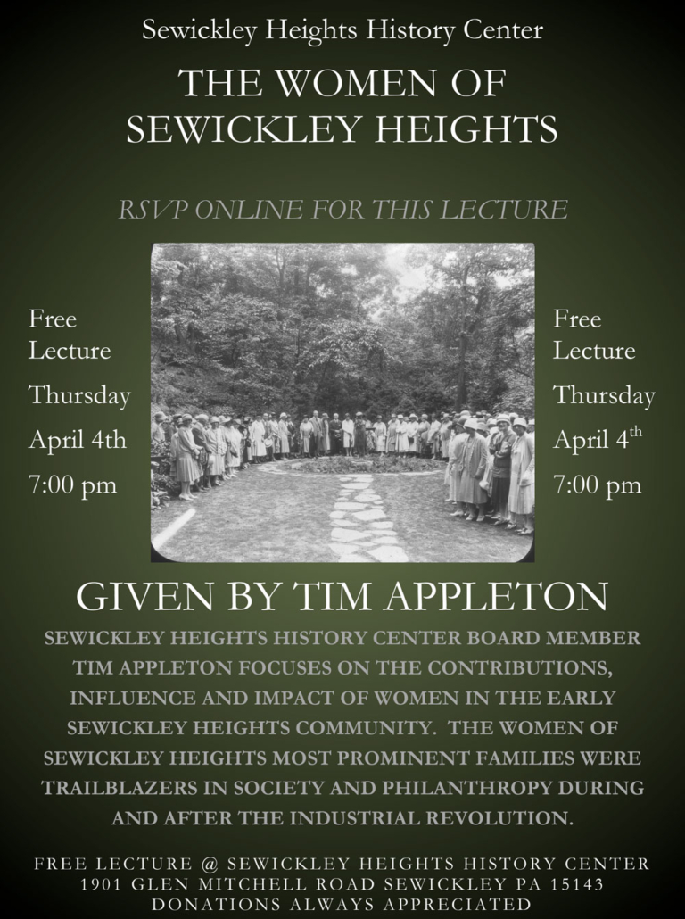 Women of Sewickley Heights